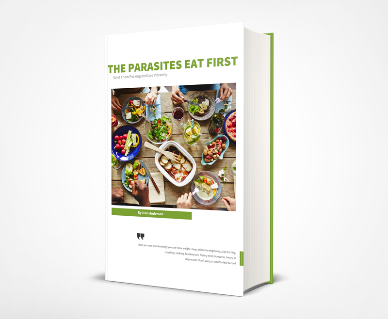 The Parasites Eat First ebook cover